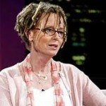Inspiring author Anne Lamott